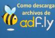 como descargar archivos de adfly