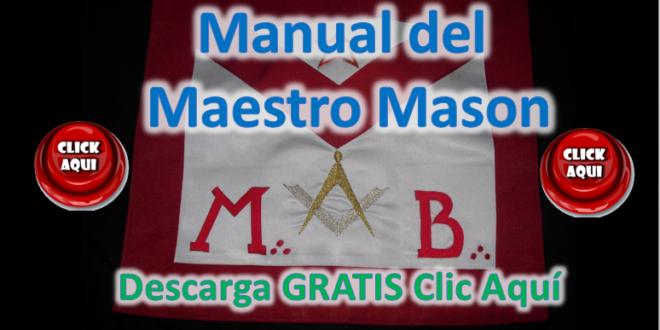 Manual del Maestro Mason